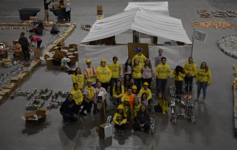 Fargo North STUCO fills the dome