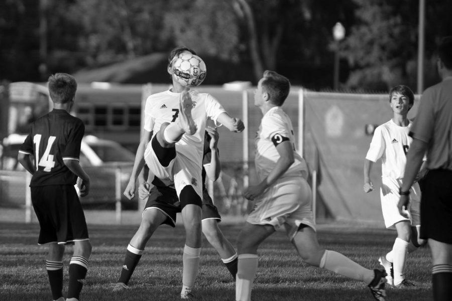 Boys soccer: morale still high after tough season
