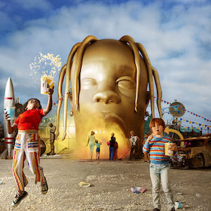 A Ride Through Astroworld