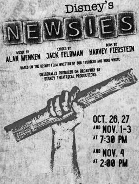 """Newsies"" to open after months of preparation"