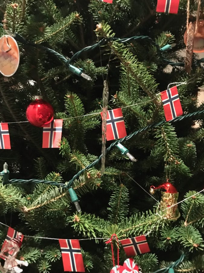 Norwegian Christmas.A Norwegian Christmas The Scroll