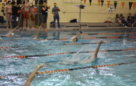 Fargo North Swim & Dive vs Moorhead Recap