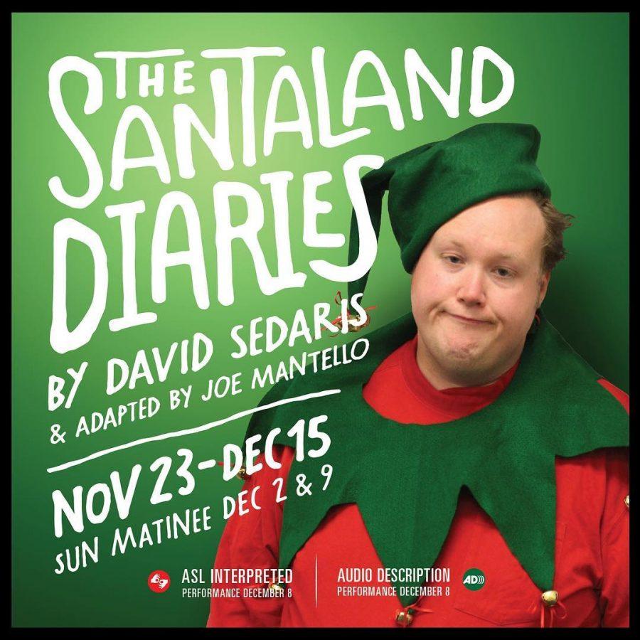 Theatre+B+in+Moorhead+presents+%22Santaland+Diaries%22