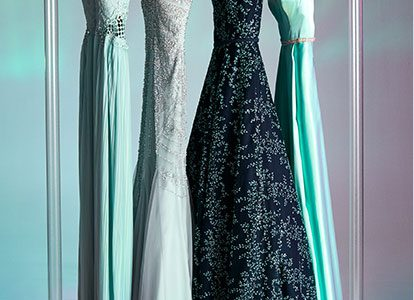 David's Bridal is one of the dress shops in Fargo that offers prom dresses!