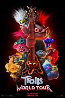 Trolls World Tour Movie is a lovely musical comedy that fell flat a few times for me personally.