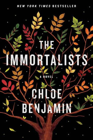 "Cover of the novel ""The Immoralists."""